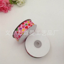 DIY Ribbon Webbing Digital Printing Garment Accessories Decoration Sublimation Whorl Valentine Day Series