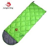 Adult Camping Sleeping Bag Comfortable Eiderdown Soft Nylon Travel Sleeping Bag Ultralight Portable Envelope Style