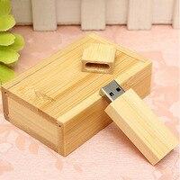 Drewniane Pamięci USB 2.0 Flash Drive Pen Drive U Disk Thumb Sticks 32 GB Prezent