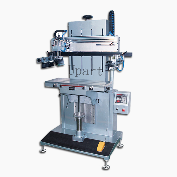 Printing Area 400x 600mm Automatic Electric Parts Silkscreen Printing Machine