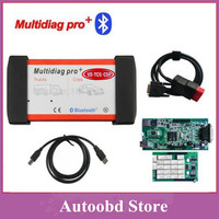 DHL Free Red Interface Multidiag Pro Nec Relays Double Green Board 8 0 With Bluetooth TCS