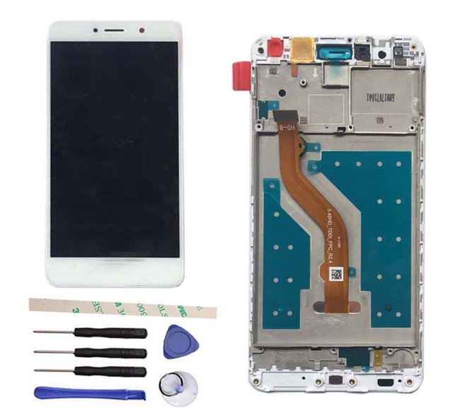 US $25 5 |Replacement For Huawei H1711 Ascend XT2 TOR A1 / y7 Enjoy 7 plus  / y7 prime LCD Display Touch Screen Digitizer Assembly + Frame-in Mobile