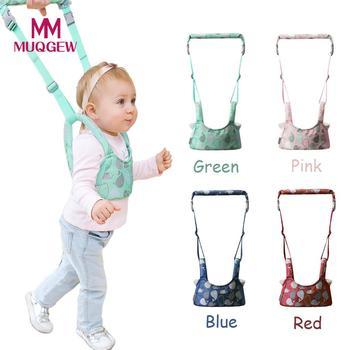 MUQGEW cinturón de bebé pequeño Sling niño niña ballena aprender caminar cuidado...