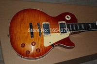 Free Shipping 2015 High Quality Electric Guitar Billy Guitar Pearly Gates Signature LP Guitar 151101