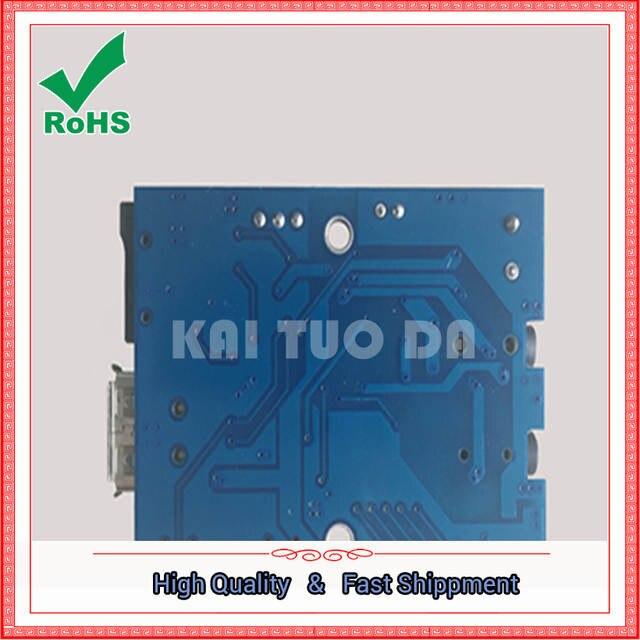 MP3 + WAV + WMA decoder board lossless decode board recording U disk TF  card AUDIO sound card TF card download module