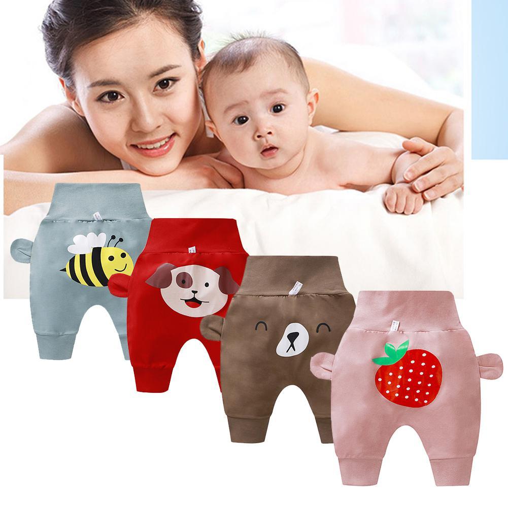 Kidlove Baby Boys Girls Summer Cute Pattern Casual Loose Ninth Haren Pants