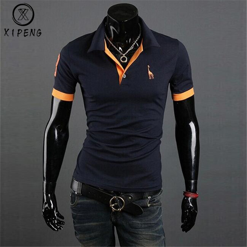 Dropshipping Brand Clothing New Men   Polo   Shirt Men Business & Casual Solid Male   Polo   Shirt Short Sleeve Breathable   Polo   Shirt