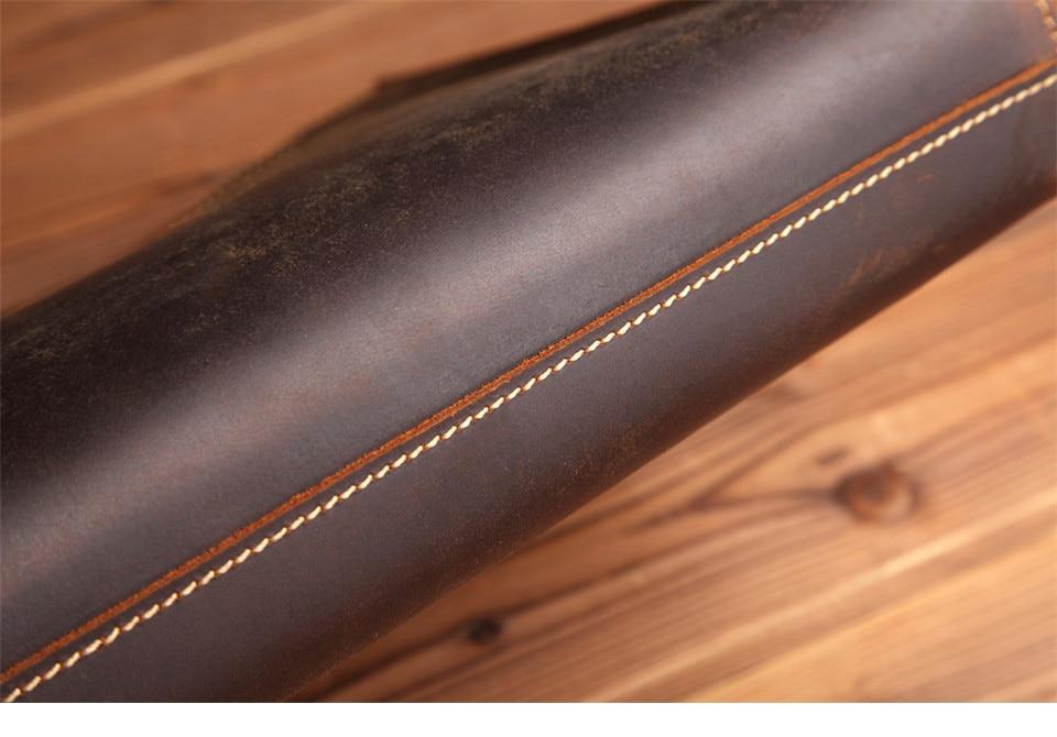HTB1gB0qEv5TBuNjSspmq6yDRVXa2 New Genuine Leather Men's Handbags Retro Crazy Horse Leather Men Tote Bag Shoulder Messenger Business Men Briefcase Laptop Bags