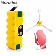 Morpilot Irobot Roomba bateria 3800mAh iRobot Roomba Batería de Ni-MH para iRobot Roomba los Series 500 600 700 800 900