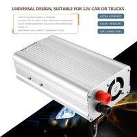 DC 12V To AC 220V Automobile Inverter Portable 1500W Car Power Converter Professional Auto Transformer Car Accessories