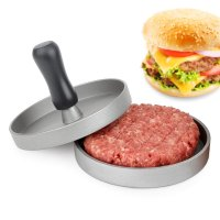 Hot Sale Cooking Tools Aluminium With Nonstick Coating Hamburger Presses Gill BBQ Patty Burger Press Maker