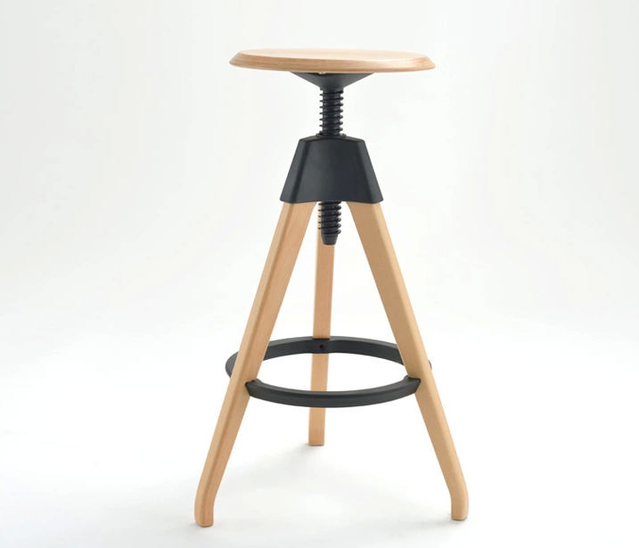 European-style bar lift stool home living room for shoes stool free shipping