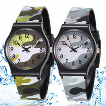 WoMaGe 30M Waterproof Military Children Watch Quartz