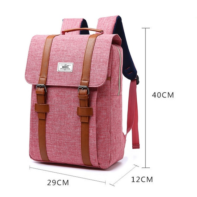 Backpack Women Leisure Travel Laptop Backpacks Men Business Waterproof Teenagers Student School Bags 5
