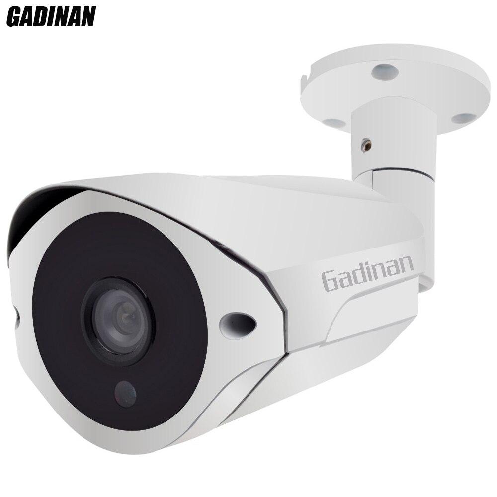 bilder für Gadinan ahd kamera 3mp 4mp 2560*1440 optional kugel im freien wasserdichte sicherheit metallgehäuse videoüberwachung 36 stücke ir leds
