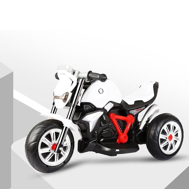 Voiture électrique pour enfants monter sur les enfants conduire tricycle véhicule enfant en bas âge enfants 1-3-5 ans jouets de plein air bébé filles garçons cadeau - 3