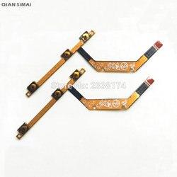 Qian simai para zte nubia z7 mini z7mini nx507j nova potência de ligar/desligar + volume para cima/para baixo interruptor botão cabo flexível peças de reparo