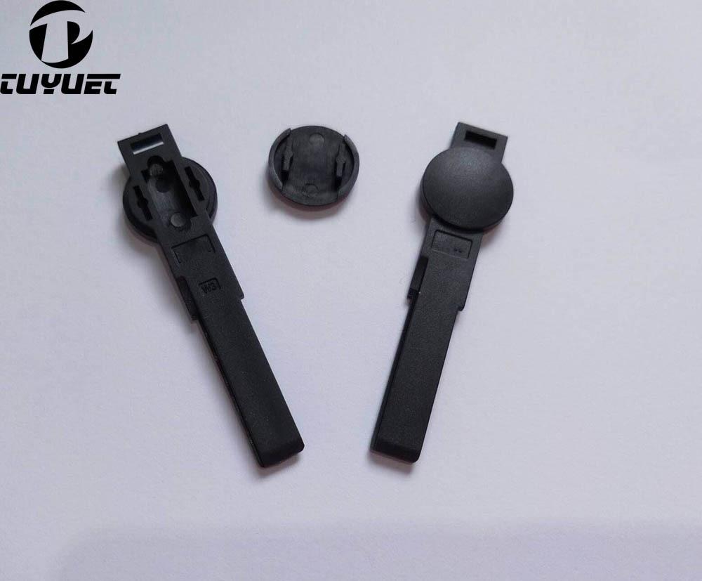 De Plástico De reposição B5 Inteligente Lâmina Chave Para Volkswagen Passat Golf Polo Bora Lavida Sagitar para VW