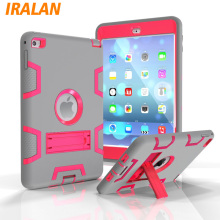 2017 Scorching vogue Silica+PC Shockproof Case For iPad Professional 9.7 Silicone Heavy Responsibility Onerous Armor Cowl+Stylus+display screen movie