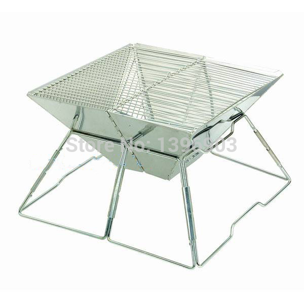 Stainless steel oven barbecue oven folding portable oven