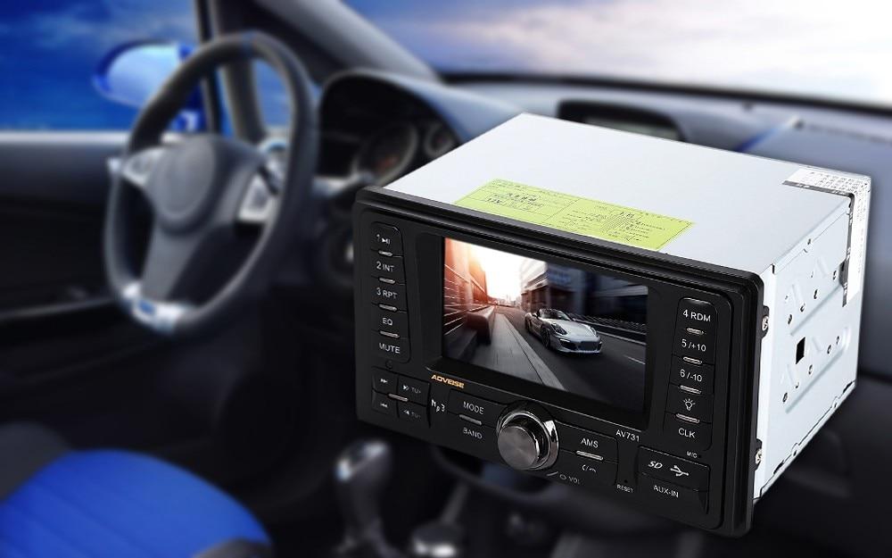2 DIN автомагнитолы 2DIN автомобильный стерео