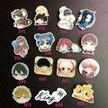 Min Order $5(Mix Order)Acrylic HARAJUKU Badge cartoon creative brooch Boy Girl TV drama character Collar Tips Enamel Broche XZ84