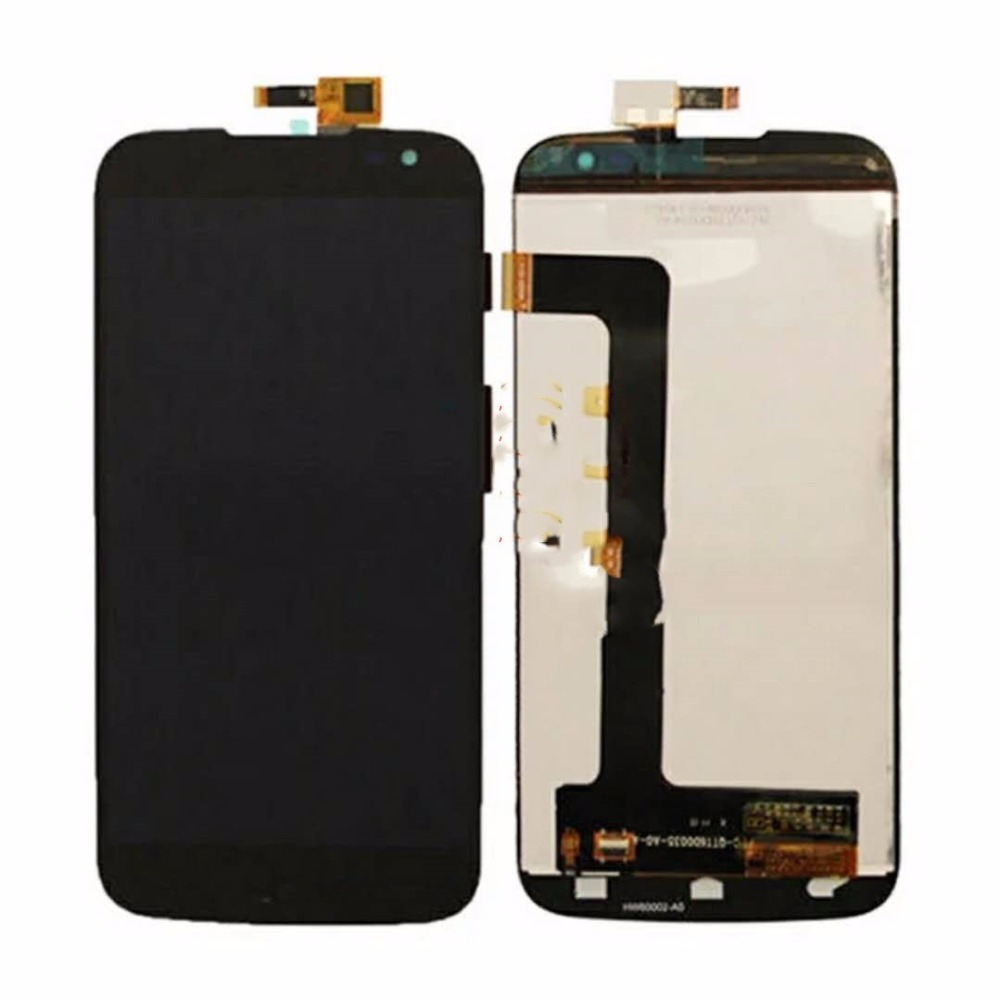Free shipping for Blu studio 6.0 HD D650 D650A Touch Screen Digtizer Sensor & LCD Display Panel Screen Assembly
