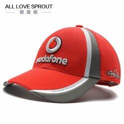 2017 nowe czerwone kolory moto gp Racing czapki motocykl kapelusz mężczyźni baseballówka w stylu casual Cap kości czapki z daszkiem Gorras