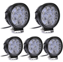 4-inch 27W work Lamp, Land Cruiser refit Top Lamp led Automotive headlight carrying NT05