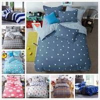 Fashion New Style Of England Imitation Cotton Wool Sheets Bed Sets Pillowcases 4pcs 3pcs Bedspreads Home