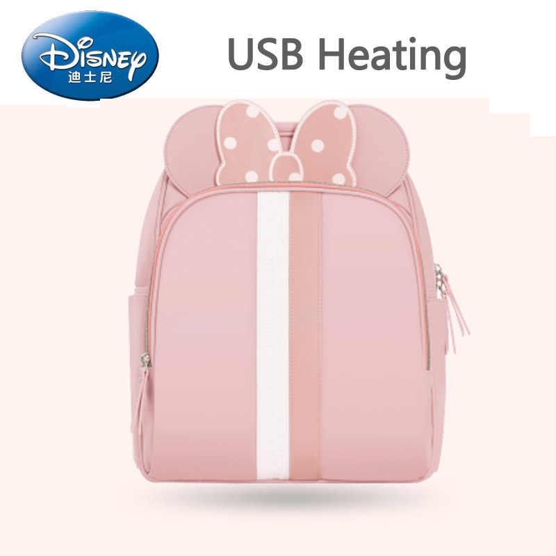 Sac à langer pour bébé sac à dos maman maternité USB sac à couches chauffant sac de voyage sac à dos Designer poussette sac d'allaitement mode