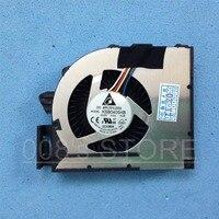 Nouveau Portable Refroidisseur Ventilateur de Refroidissement Pour Lenovo ThinkPad E420 E520 E425 E525 Par DELTA KSB0405HB DC 5 V 0.3A-AJ28 4 Broches Haute qualité