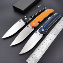 Bear F95 Wild Boar Tactical Folding Knife D2 Blade G10 Handle Outdoor Camping Survival Knives Hunting EDC Tool Muti-Choise bmt bear f95 icebreaker tactical folding knife d2 blade titanium handle pocket survival knife outdoor camping knives edc tools