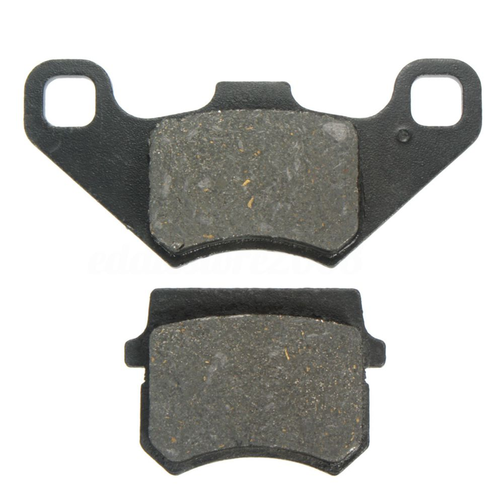 Motercycle Brake Pads Shoes For 50cc 80 90 110 125 140cc Quad ATV Pit Dirt Bike title=