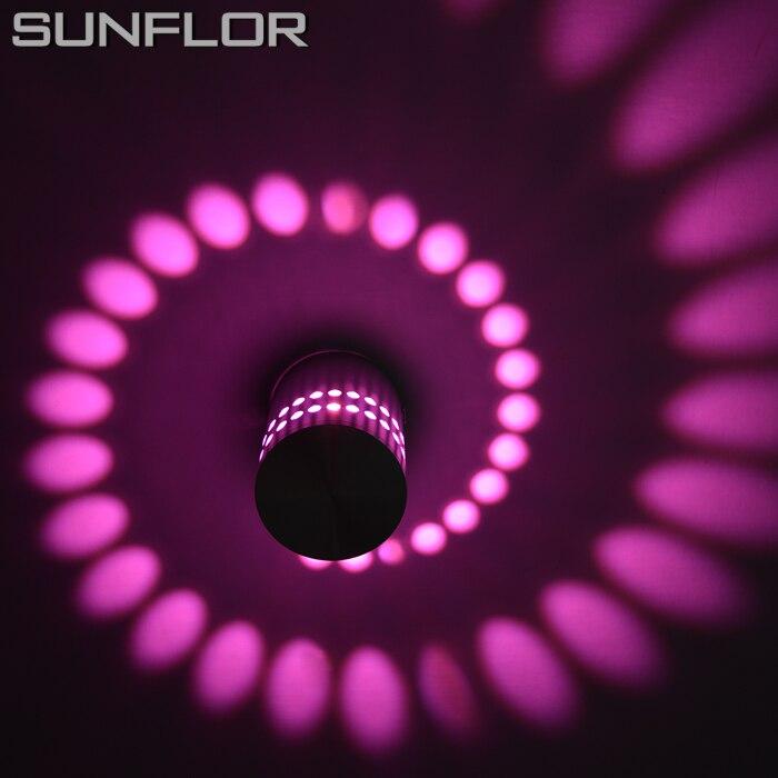Ішкі жарықдиодты шамы 3W нүктелерді - Ішкі жарықтандыру - фото 2