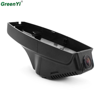 GreenYi Video Recorder Dash Cam Wifi Car DVR Automobile Data Recorder For BMW 3 Series X1 X3 X6 530 325 2007-2012 mini Camera