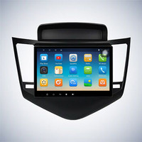 ChoGath 9'' Quad Core RAM 1/2 GB Android 7.0 Car Audio GPS Navigation Player for Chevrolet Cruze 2009 2015 with Canbus