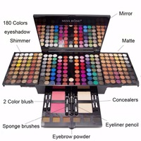Eyeshadow Makeup Set Piano Women Case Full Professional Makeup Palette Concealer Blusher Cosmetic Set New Arrival High Quality