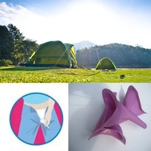 Female Urinal Portable Camping Travel  Sanitary Urination Device Funnel Loved By Women Convenient travel tools High Quality