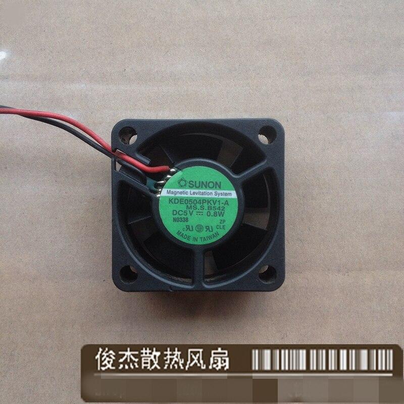SUNON KDE0504PKV1-A MS.S.B542 DC5V 0.8W 2Pin 40*40*20mm