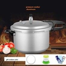 Давление Плита 1-14litre Алюминий тушить горшок большой Пособия по кулинарии Пан толстые Кухонная посуда много выбора размеров