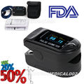 US Shipping FDA New OLED Heart Rate Monitor Pulse SPO2 Oximetery Finger Tip Oxiemter CMS50D