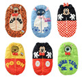 Baby Sleeping Bag Cartoon Envelope Baby Winter Sleeping Sack Coral Fleece Infant Swaddle Blankets Bed Warm Wrap Sleepsacks