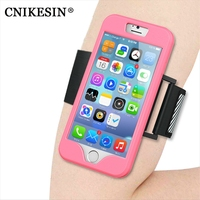 For Iphone 5 5S Se Armband Phone Cases Easy Fitting Sport Running Armband With Premium Flexible