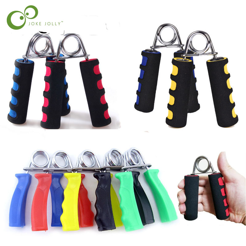1pc Men's Grips Professional Grips Wrist Arms Practice Arm muscles Exercise fingers Home Fitness equipment LYQ