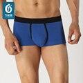 Confortável Mens Boxer Shorts de Algodão Dos Homens Pugilistas do Roupa Interior Saudável Masculino Underwears Cuecas Homem Cueca Cuecas dos homens Cueca Boxer