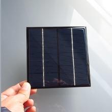 2PCS X 9V 2W 220mA Mini monocrystalline polycrystalline solar battery Panel charger