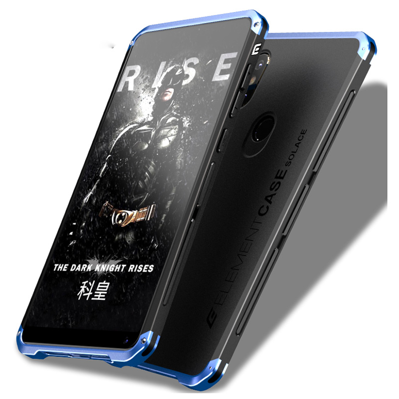 Hard Silicone Shockproof Case for Xiaomi 6 Note3 Mi Mix2 2s Metal Frame Frosted Cover for Redmi Note4 4X Mi 5A Note3 Note5 Shell