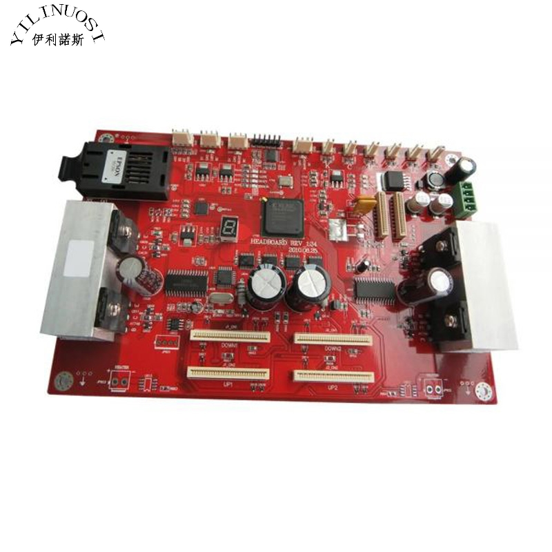 Galaxy Printer UD-181LA / 1812LA / 1812LC / 2512LC / 3212LC Printhead Board galaxy ud 181la 181lc 2112la 2512la printer power supply board printer parts
