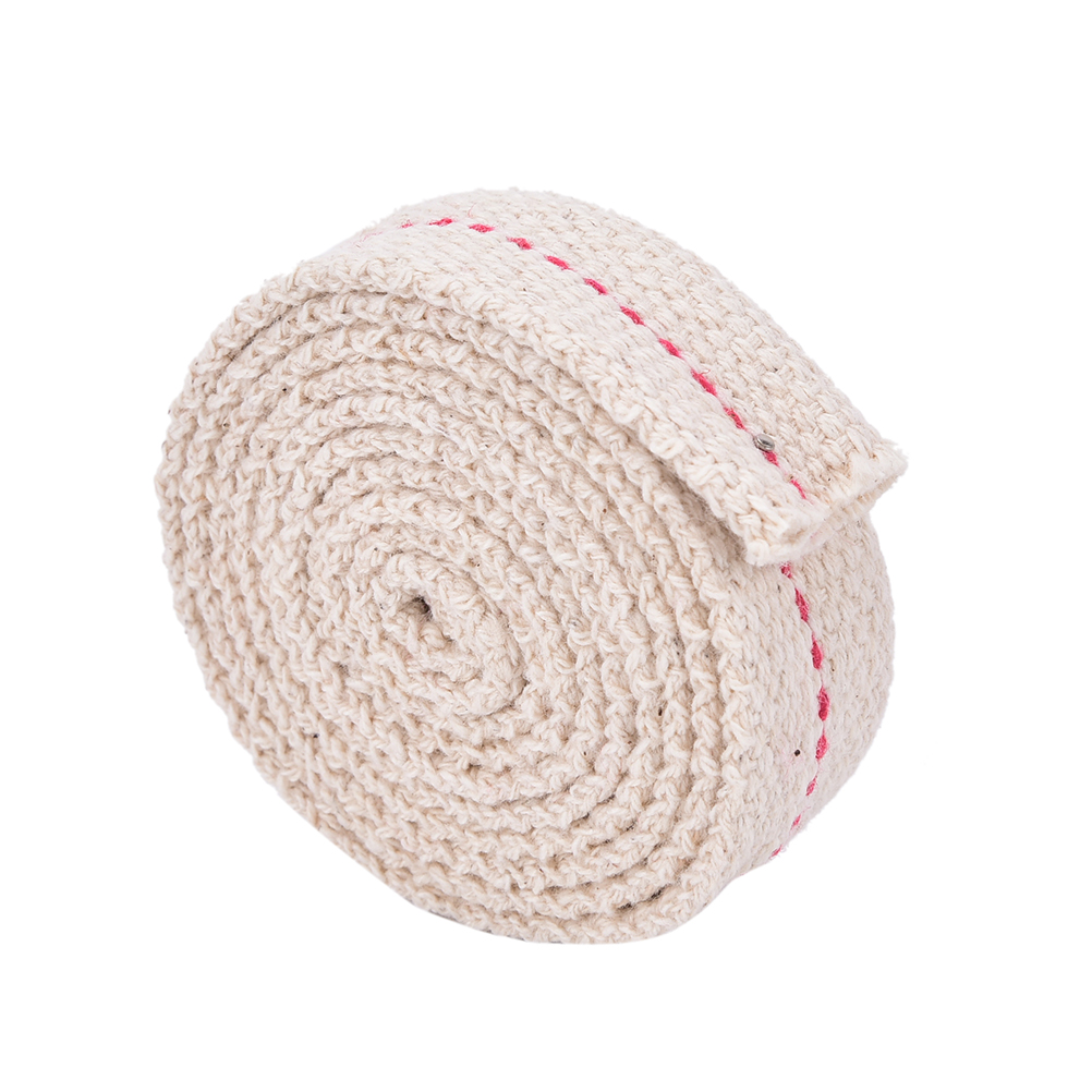 1mx20cm DIY Accessory Material 1M Strong Flat Cotton Wick Core For Kerosene Burner Stove Lighting Lantern Oil Lamp Making